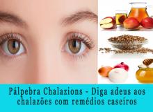 Pálpebra Chalazions